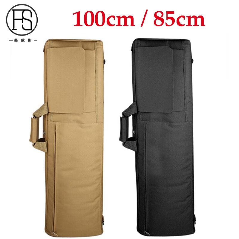 Tactical Backpack Military Shoulder Bag Single Strap Hunting Shooting Rifle Bags Spiner Gun Carry Bag 100cm / 85cm