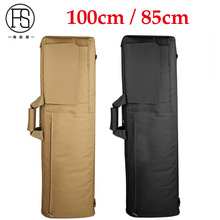 Tactical Mochila Militar Shoulder Bag Single Strap Caza Disparos Rifle Bags Spiner Gun Carry Bag 100cm / 85cm