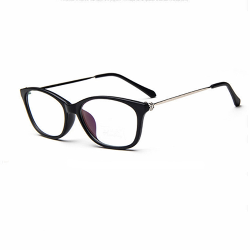 2fa2c328e166 2018 New Brand Women Optical Glasses Frame Cat Eye Eyeglasses Anti radiation  And Anti fatigue Computer Glasses Oculos-in Eyewear Frames from Apparel ...