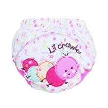 Мягкие детские тканевые подгузники для новорожденных, детские спортивные штаны для унитаза, непромокаемые трусики-шорты
