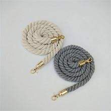 hot deal buy bag strap for women handle handbag shoulder bag accessories obag women's rainbow messenger crossbody rope diy bag parts making