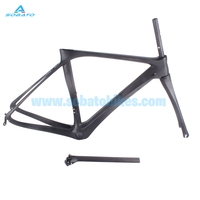 2015 2016 Newest Full Carbon Road Frame Di2 And Chinese OEM Carbon Frames For Race