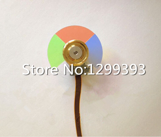 Projector color wheel for  Sharp PG-M20X  Free shipping projector color wheel for ben q w600 free shipping