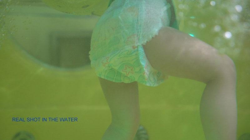 Водонепроницаемые одноразовые подгузники для детей 5 16 кг