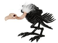 High Qualtity Skeleton Vulture Skeleton Bones for Horror Halloween Party Bar Home Decor Decoration Accessories Decora