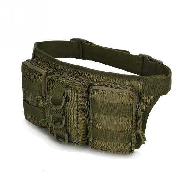 0d7d77b913c6 800D Outdoor Travel Military Tactical Waist Bag Women Men Multifunctional  Hiking Camping Camouflage Bag