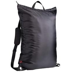 大ランドリーバッグとジッパーカレッジ洗濯バックパック 2 強力な調節可能なショルダーストラップと大学 24 インチ × 34 インチ