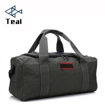 8e6503fc1dc9 2019 Новая мужская и мужская дорожная сумка вместительный  Многофункциональный ручной мешок водонепроницаемый чемодан сумки для деловых