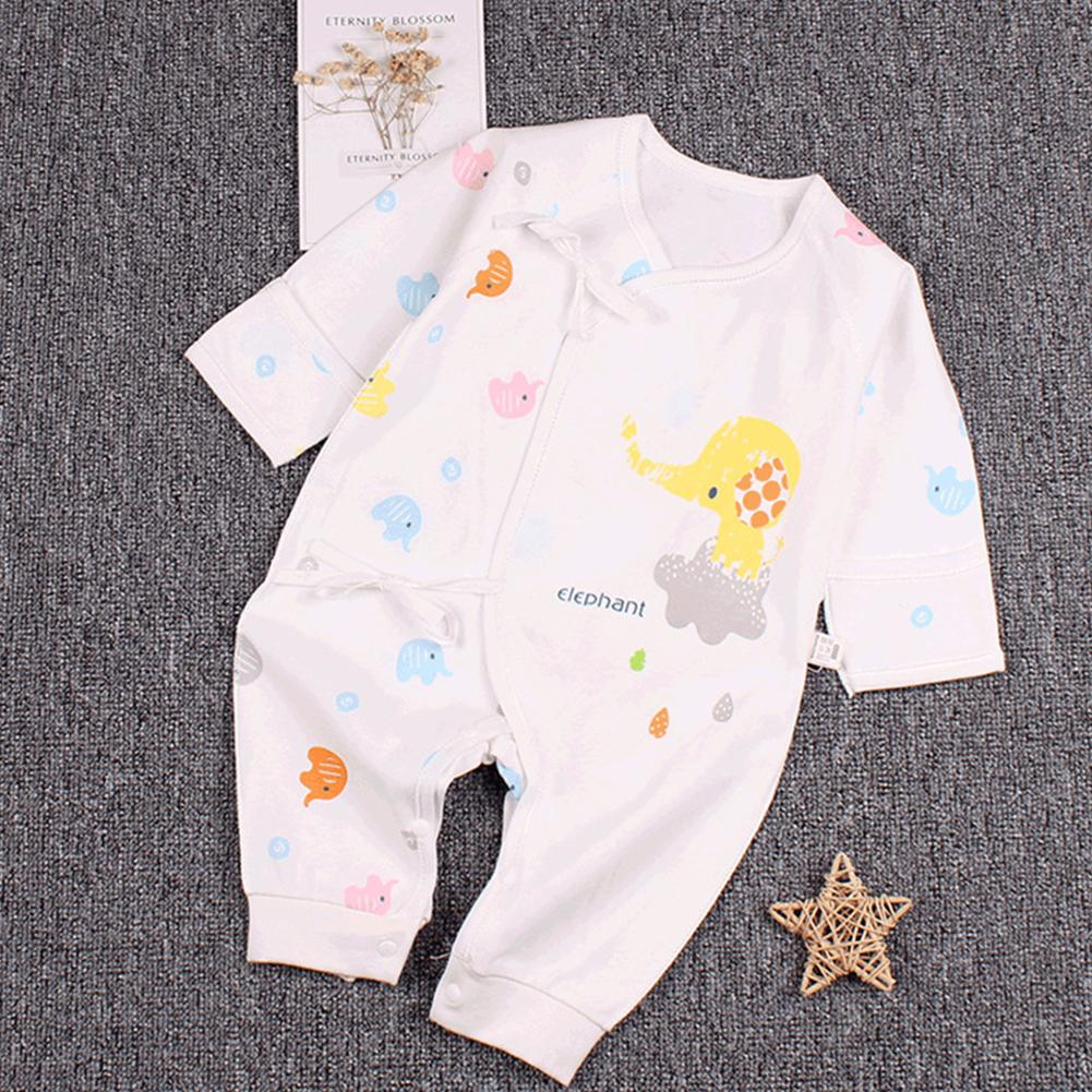 Baby Clothing Cotton Long Sleeve Soft Jumpsuit Rompers Overalls For Children For Baby Boy Girls in Rompers from Mother Kids