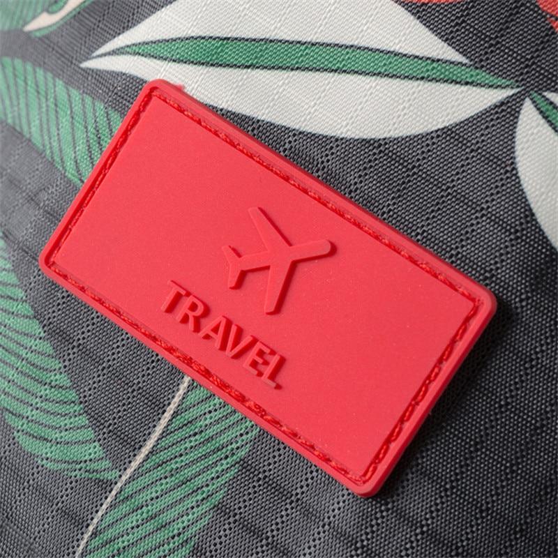 BAGSMALL Vattentät Rese Väskor 6st / Set Packing Cubes Nylon Bagage - Väskor för bagage och resor - Foto 5