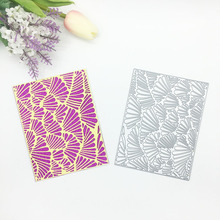 Julyarts 2019 New Metal Cutting Flower Die Square Frame Stencils For Scrapbooking DIY Card Making Craft Cut Nouveau Arrivage