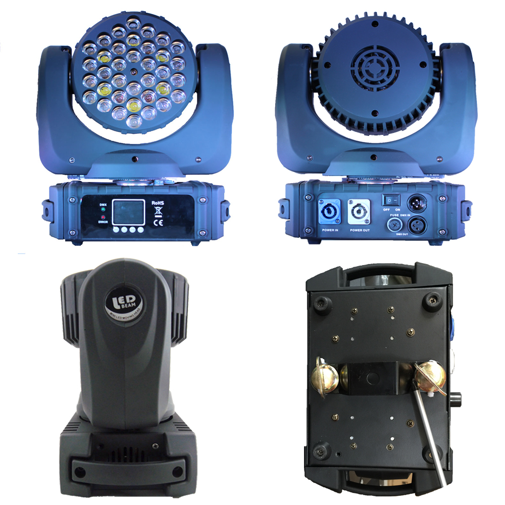 new led beam 36x3w moving head light big screen stage rgbw beam led lightingnew led beam 36x3w moving head light big screen stage rgbw beam led lighting