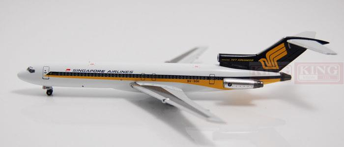 A13134 Apollo Singapore Airlines 9V-SGH 1:400 B727-200 commercial jetliners plane model hobby