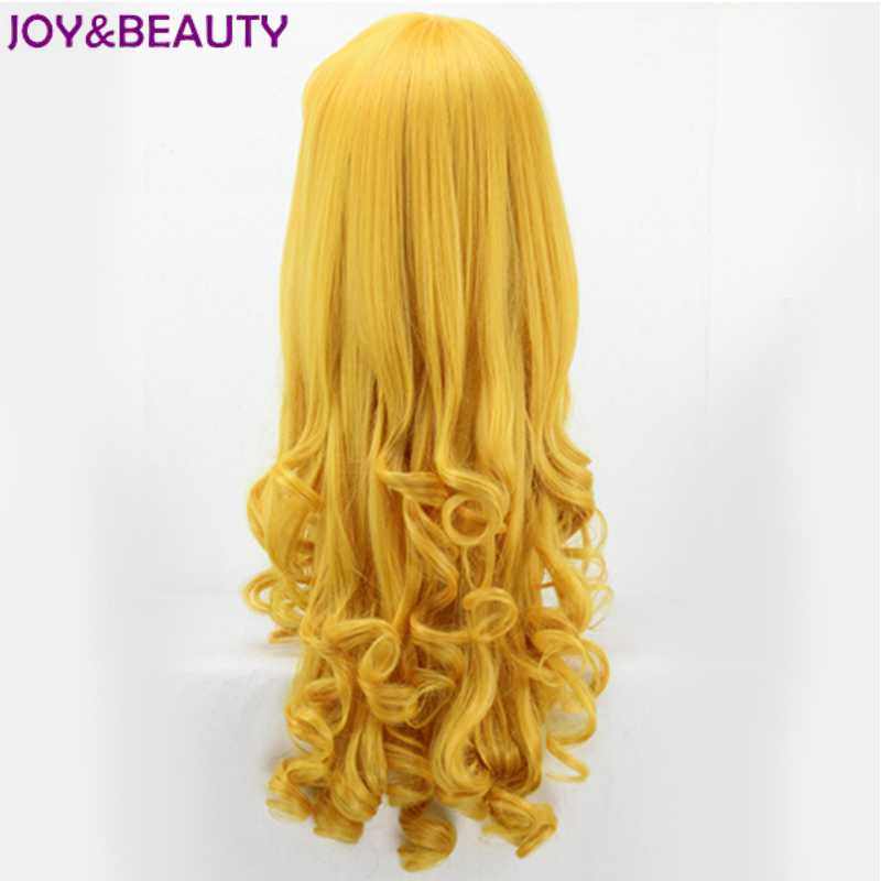 Joybeauty 24 Long Wavy Synthetic Hair Sleeping Beauty Wig High