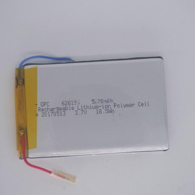 3.7 v ı ı ı ı ı ı ı ı ı ı ı ı ı ı ı ı ı ı ı ı po li-İyon piller lityum polimer pil 3 7 v lipo ı ı ı ı ı ı ı ı ı ı ı ı ı ı ı ı ı ı ı ı iyon şarj edilebilir lityum-iyon 626196 5000 MAH mobil güç