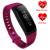 Bluetooth Inteligente de Pulsera Banda ZB78 Smartband Llamada SMS Recuerdan Reloj Inteligente de Ritmo Cardíaco Reloj de La Presión Arterial Pulso Para iOS Android