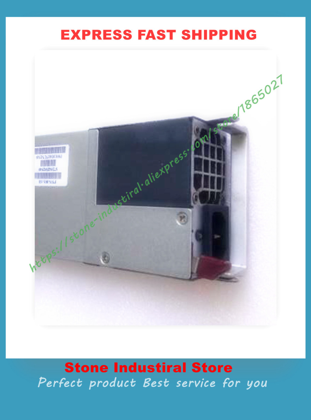PWS-801-1R 800W Server Power Supply Work good good quality original server power supply for sun fire v440 300 1851