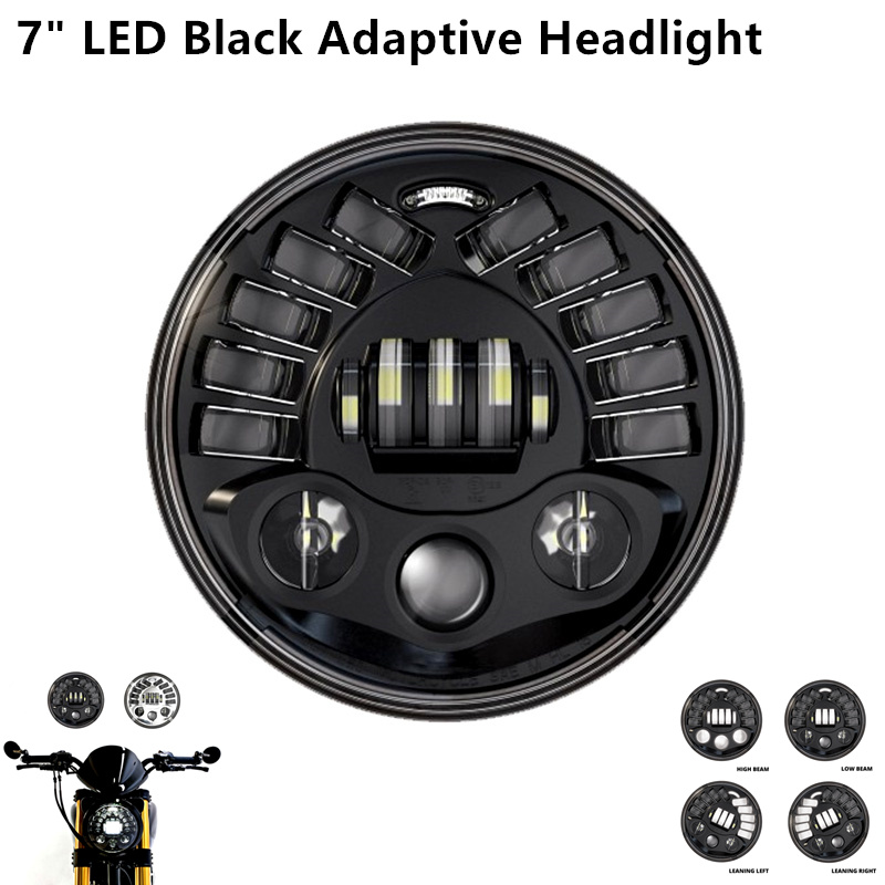 Smart Light For BMW R  Nine T 90T LED 7 adaptive Headlihgt Prjector Headlamp LED Light Smart Light For BMW R  Nine T 90T LED 7 adaptive Headlihgt Prjector Headlamp LED Light