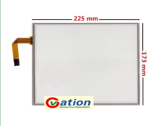 10.4 inch LQ104V1DG52 51 G104SN03 V.1 AMT 9509 Touch Screen Glass Panel 225*17310.4 inch LQ104V1DG52 51 G104SN03 V.1 AMT 9509 Touch Screen Glass Panel 225*173