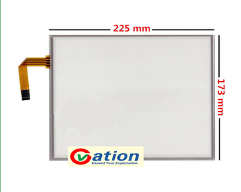 "10.4"" inch LQ104V1DG52 51 G104SN03 V.1 AMT 9509 Touch Screen Glass Panel 225*173"