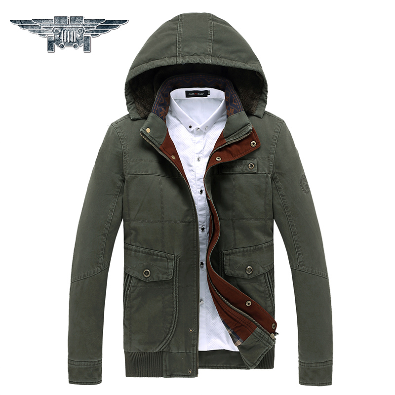 High Quality Thickening Winter Coat Cotton-Padded Jacket Men 2016 New Warm  Parkas Plus Size 5XL #jpzc8612  new obese men hooded down jacket in winter jacket coat plus size7xl8xl cotton padded clothes to keep warm and high quality coat