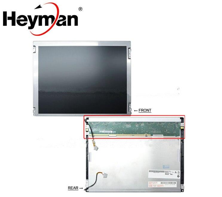Numériseur d'écran tactile d'écran d'affichage à cristaux liquides de hebricoleur pour le remplacement industriel de Thor VX9 LXE (Version AUO) (Optronics AU)