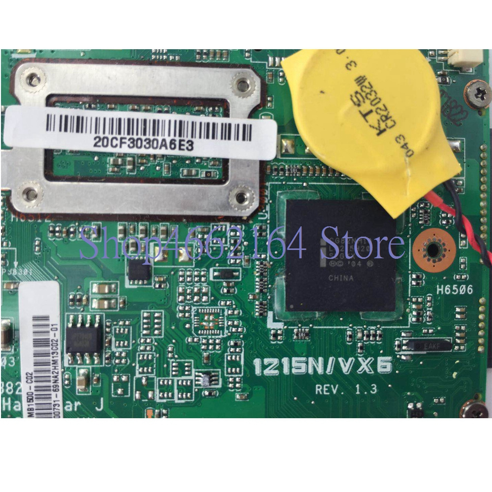 Image 5 - 1215N/VX6 Laptop motherboard REV2.0 For ASUS EEE PC 1215N/VX6 1215N 1215 mainboard 100%Tested Working fully tested free shipping-in Laptop Motherboard from Computer & Office