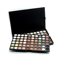 Hot Sale Pro120 Full Colors Eyeshadow Makeup Palette Matte Shimmer Natural Pigmented Nude Eyes Shadow Make
