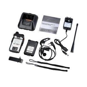 Image 5 - BaoFeng Walkie talkie UV 5RC 5W de alta potencia, banda Dual, Radio portátil, comunicador bidireccional HF, transceptor, aficionado, práctico, 2 uds.