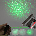 Green Laser Portable 303 10000mw Laser Pointer Pen Powerful light burning laser Adjustable Focus 5000MAH 18650 Battery + charger