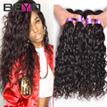 4 Bundles Brazilian Virgin Hair Natural Wave Wet And Wavy Virgin Brazilian Hair Natural Water Wave Virgin Human Hair Extensions