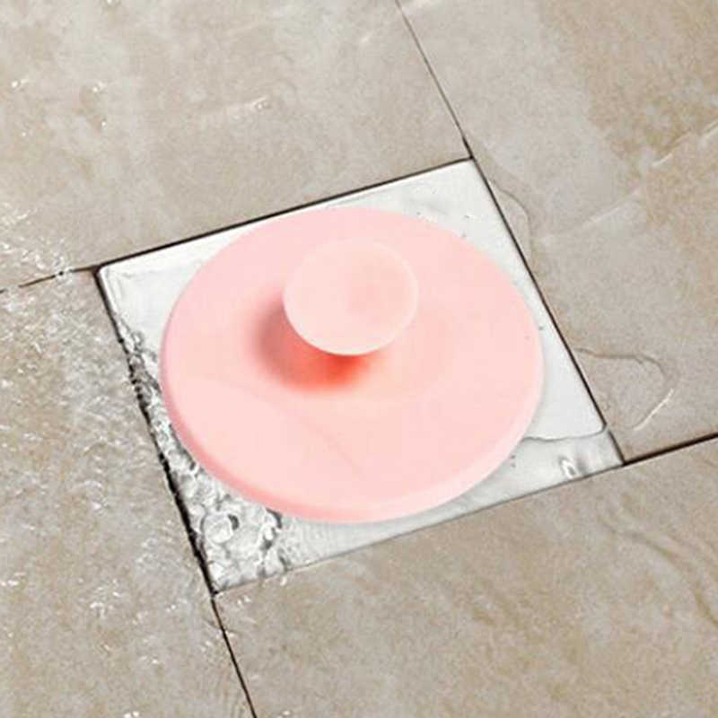 Kitchen Rubber Bath Tub Sink Floor Drain Plug Kitchen Laundry Water Stopper Tool Bathroom Sink & Bathtub Accessories