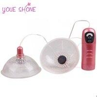 Electric Breast Pumps Enlargement Breast Pump Breast Enlargement Massager Enhancer Sex Toys For Women