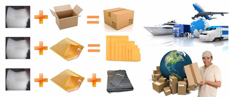 real shipping model