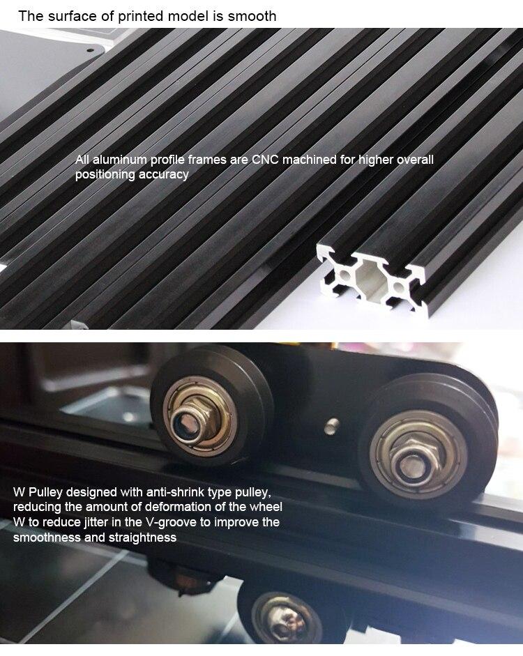 Createbot S3 3D Printer Assembled
