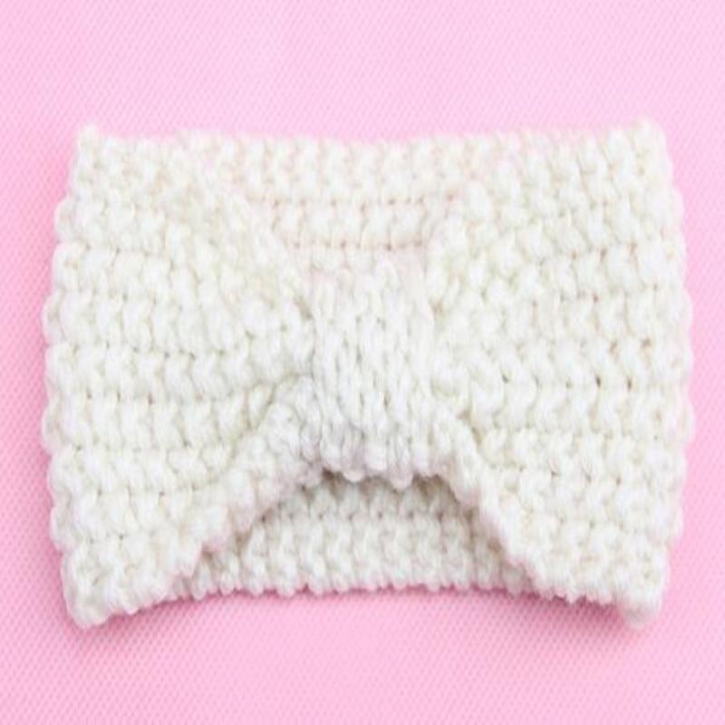 Baby Shower Geschenk Newborn Baby Mädchen Stirnband Häkeln Kleinkind ...