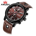 AMUDA Brand Men Quartz Watches Men Casual Watches Analog Military Sports Watch Quartz Male Wristwatches Relogio Masculino