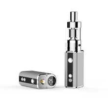 25W VW mini portable mod vape kit 1100mAh battery 2.0ml tank e cigarette with led screen display