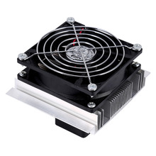 Thermoelectric Peltier Refrigeration Cooling System Kit Cooler(finished kit) sxdool cooling diy new cooling system refrigeration system diy kit set peltier cooler cooling system
