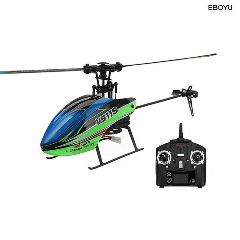 WLtoys V911S 2.4G 4CH 6G Mode Gyro Flybarless RC Helicopter Drone RTFWLtoys V911S 2.4G 4CH 6G Mode Gyro Flybarless RC Helicopter Drone RTF