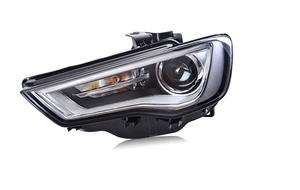 Image 3 - רכב פגוש פנס Audl A3 פנס 2014 ~ 2016y LED DRL אביזרי רכב HID קסנון קדמי אור A3 ערפל