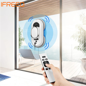 Image 2 - robot vacuum cleaner window cleaning robot window cleaner electric glass limpiacristales remote control for home