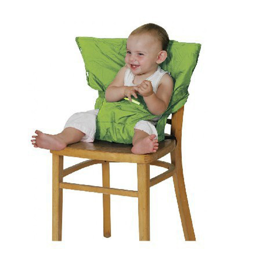 New Baby Chair Tragbare Babysitze Infant Dining Lunch Chair Sitz Fütterungsstuhl Sicherheitsgurt Stretch Wrap Baby Sofa AG0003