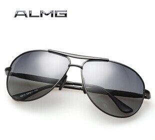 099396c80c NEW GradientRamp Color Polaroid Sunglasses Men Polarized Driving Sun Glasses  For Audi Mens Brand Designer Fashion Military Level
