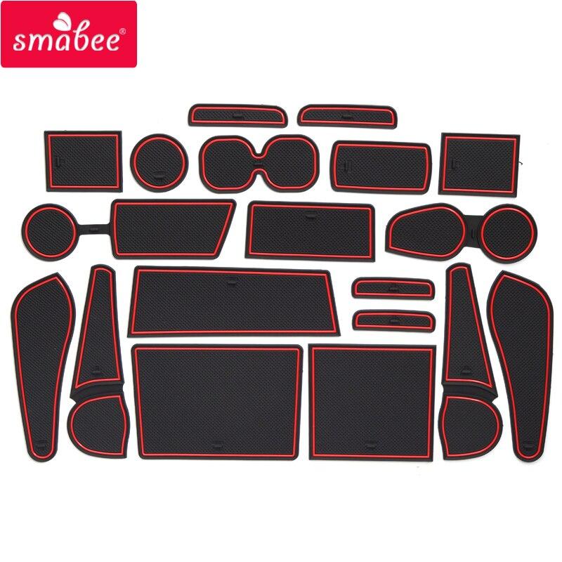 Comprare Smabee Porta Slot Pad Per Isuzu MU X LS T Auto 4x2 ...