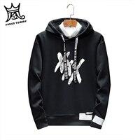 Frdun Tommy XXXtentacion Hoodies Sweatshirt Long Sleeve Hot High Quality Casual New Arrival Unisex Autumn Oversized Clothes