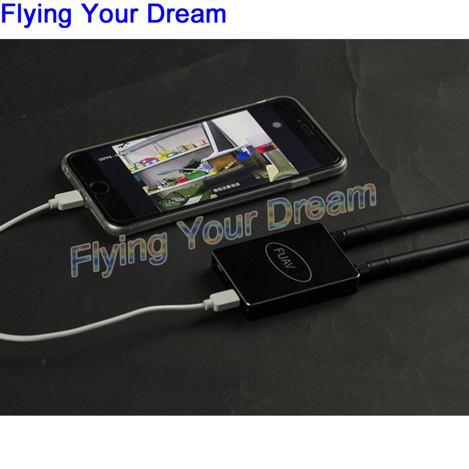 5.8G 150CH Receiver For Android Mobile Phone Tablet Smartphone