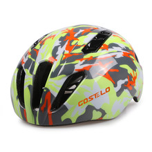 Costelo Bicycle Helmet Ultralight Cycling Helmet Road MTB bicycle helmet 56-62CM Multicolors Outdoor Equipment Free Shipping