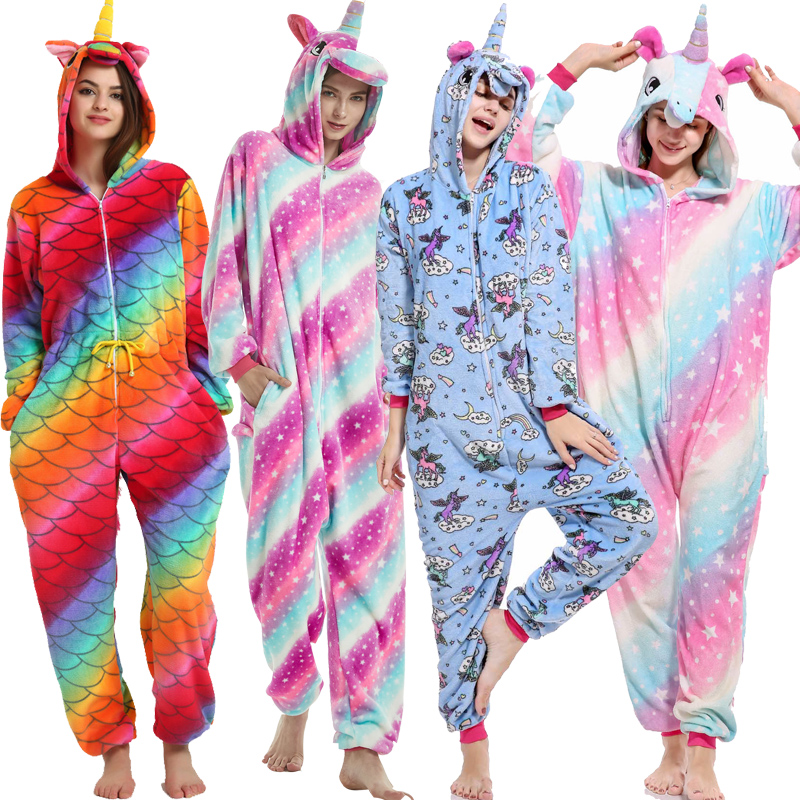 f3d0bcc637 Animal Costume Onesies Adult Overall Pajama wholesale Women Men Party  Jumpsuit Cartoon Onepiece ...