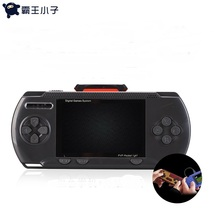 Powkiddy Retro Portable FC TV Mini Handheld Game Console 8-Bit 3.2 Inch Color LCD Game Player Built-in 300 games for Boy Gifts
